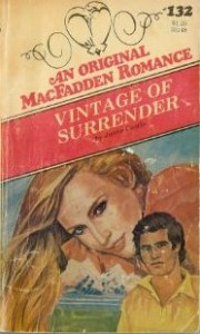 Vintage of Surrender